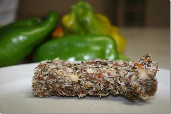 Gluten Fee Almond-Coconut-Blueberry Energy Bars