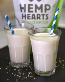 Got Hemp Seed Milk?