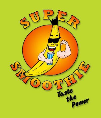 My Million Dollar Super Smoothie