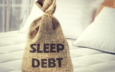 Change Your Life By Paying Your Body's Sleep Debt Back!